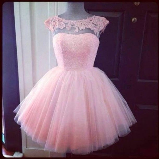 Lace Tulle Short Homecoming Dresses Ced Sleeves Dress Mini Prom