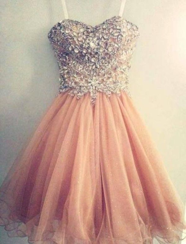 Gorgeous Short Prom Dresses