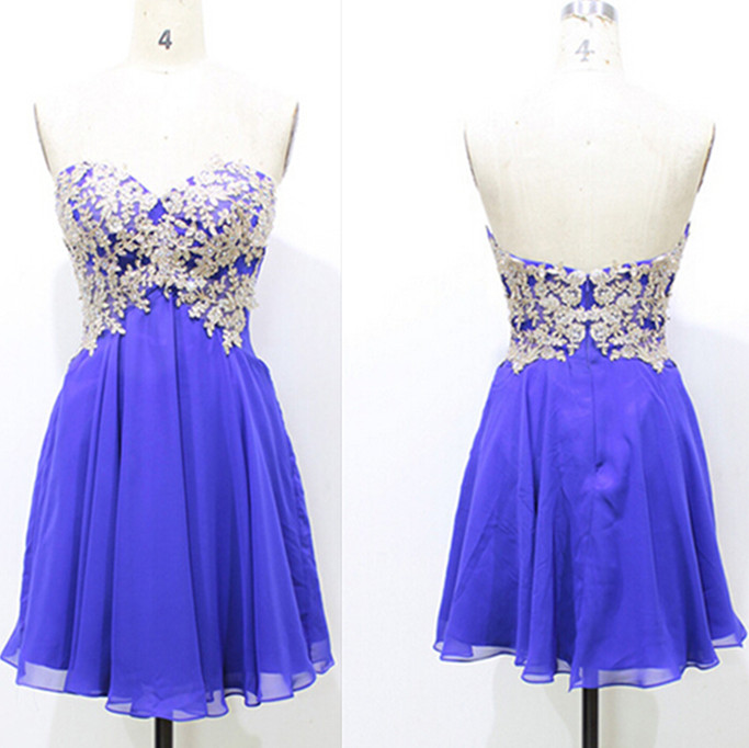 c107878d67a Purple Sweetheart Homecoming Dress