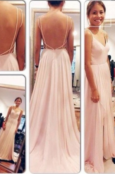 Backless Prom dresses, Prom dresses 2016, Sweetheart Prom Dress, 2016 Prom Dress, Backless Evening Dresses